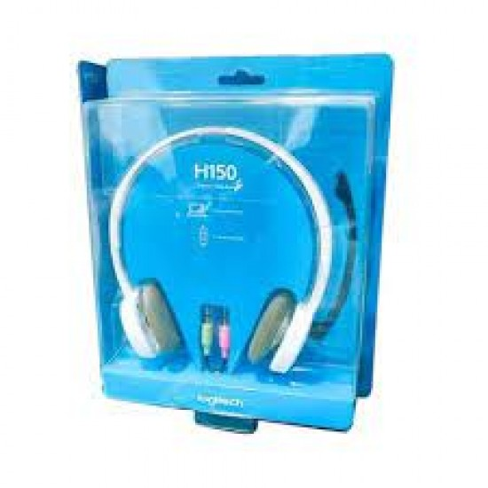 LOGITECH H150 WIRED HEADSETS